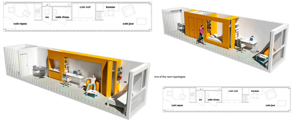 Shipping Container Home Design Cad Home Design Plan